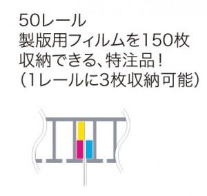 50レール