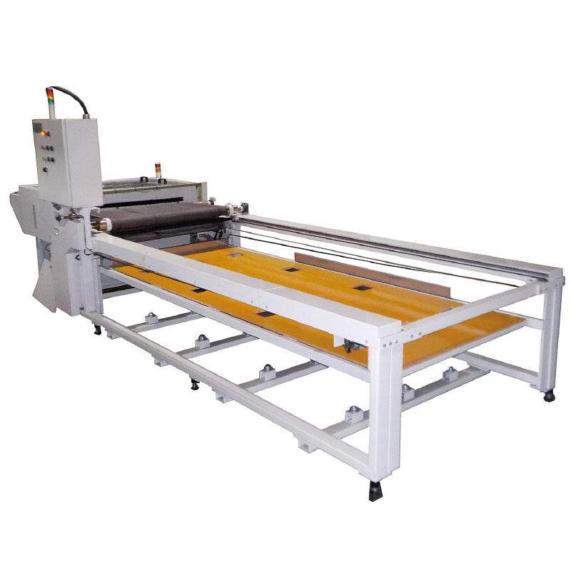 印版洗浄機用印版積層装置